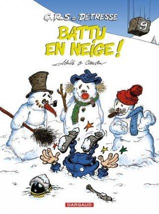 Battu en neige - okładka
