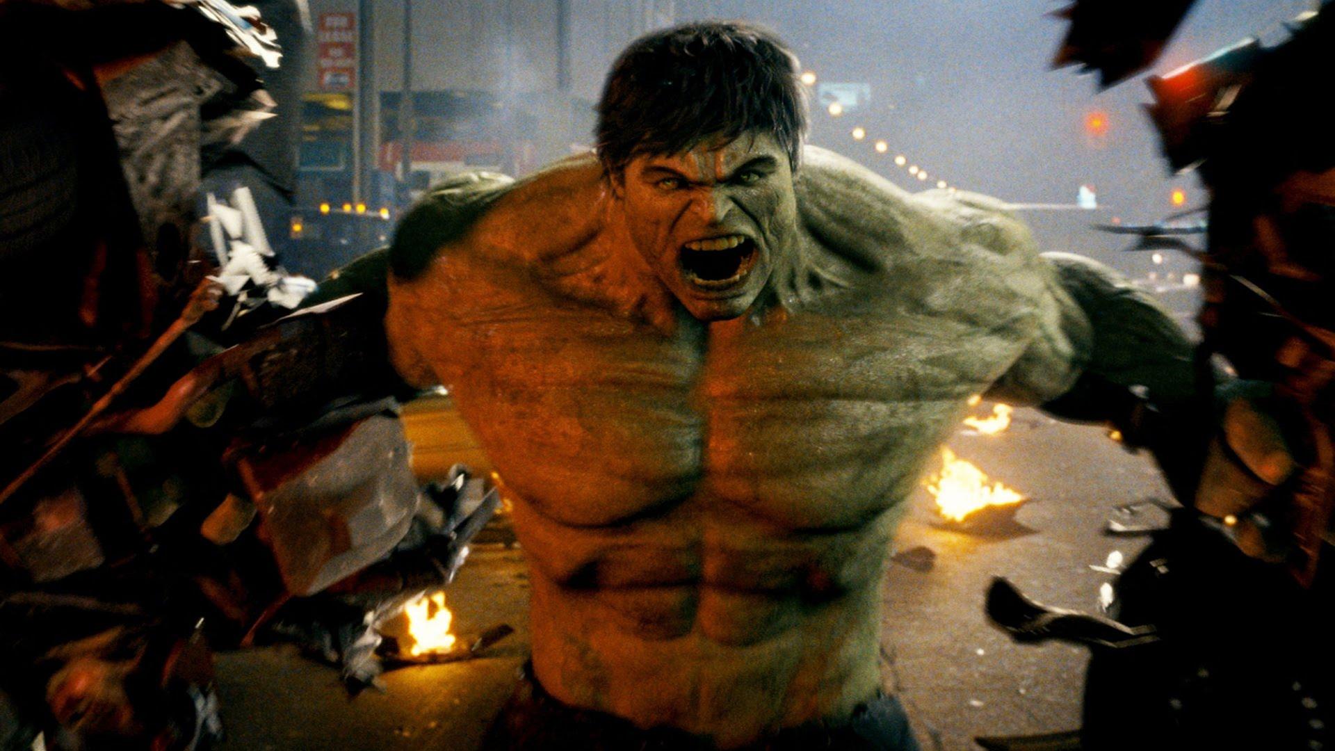 Edward Norton pół żartem, pół serio o słabym scenariuszu filmu Incredible Hulk