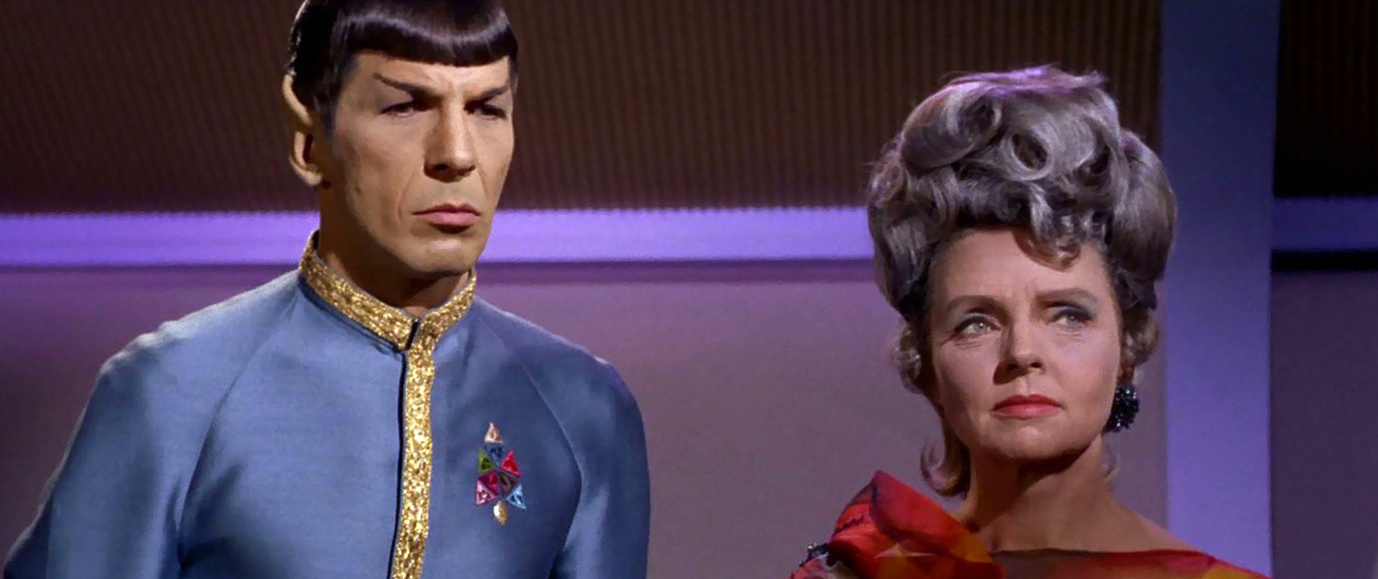 Star Trek: Discovery – wiemy kto wcieli się w matkę Spocka