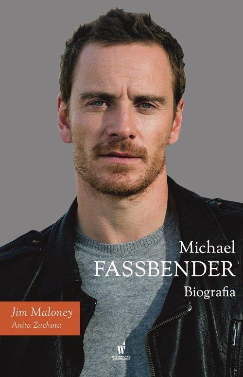 Michael Fassbender. Biografia - okładka