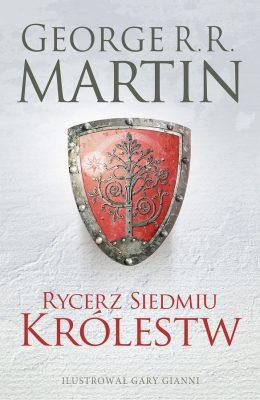 Rycerz siedmiu królestw (ilustrowany) - okładka