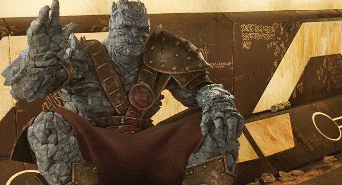 Thor: Love and Thunder - Korg z większą rolą w filmie?
