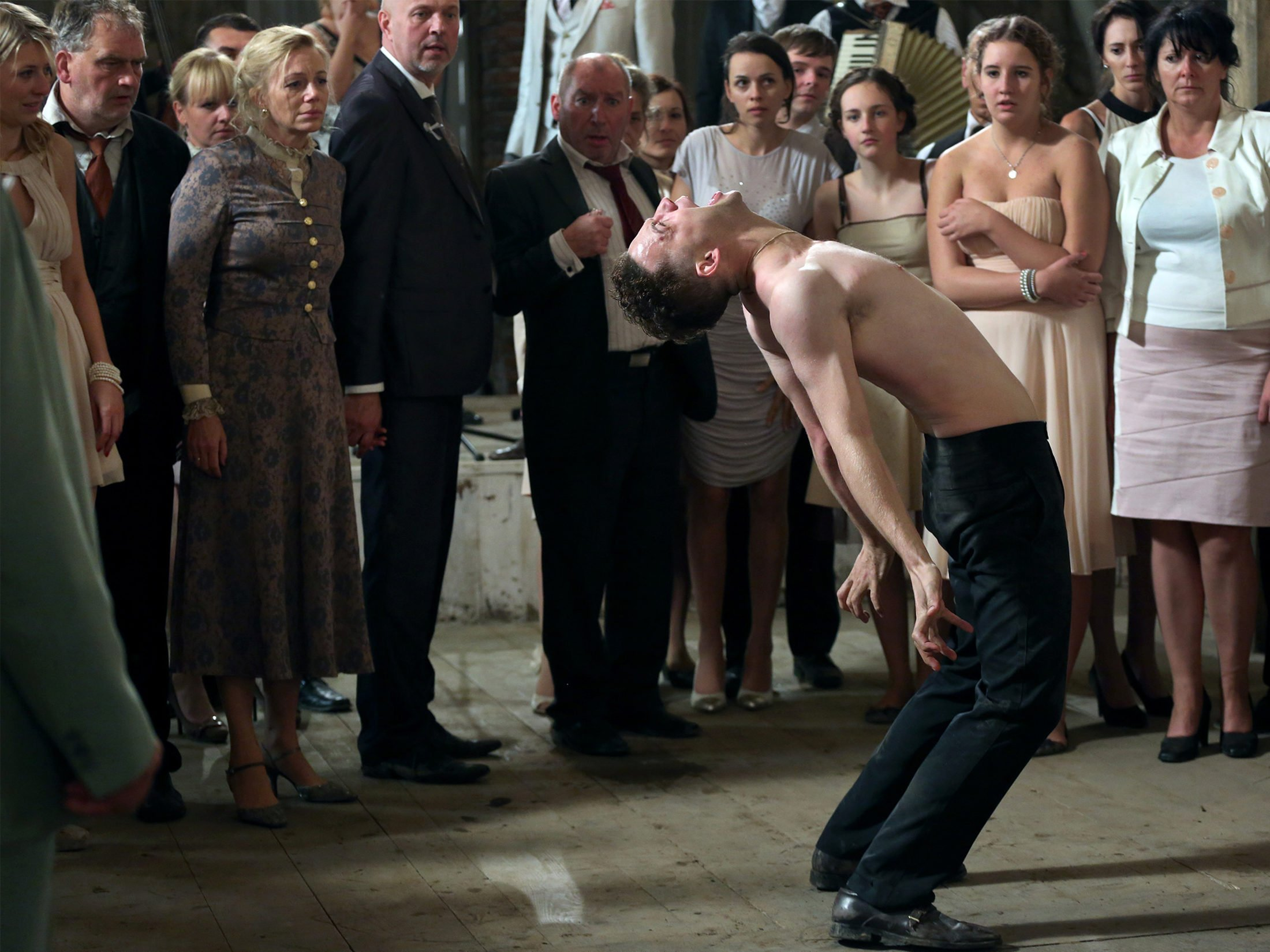 Demoniczna zamiana ciał na warszawskim dancingu. To i jeszcze więcej dziś na Showmax