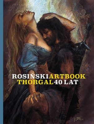 Thorgal, 40 lat – Artbook