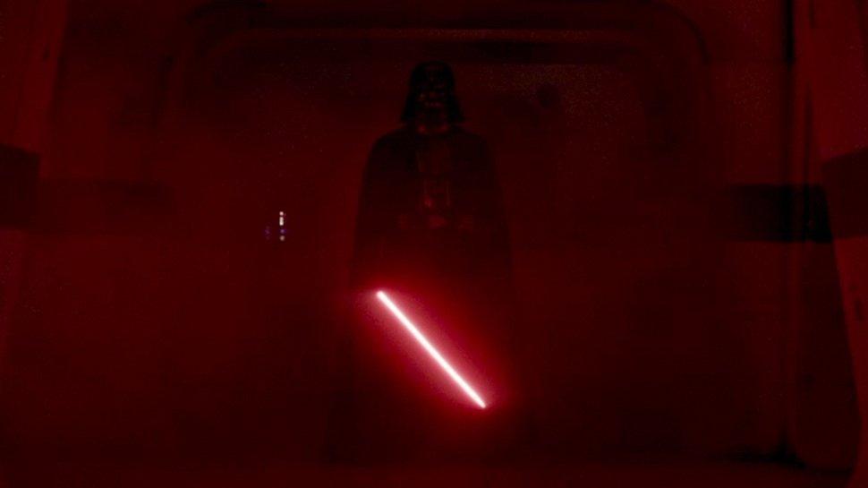 Łotr 1 - Darth Vader miał mieć szaloną scenę akcji. Scenarzysta zdradza ciekawostkę