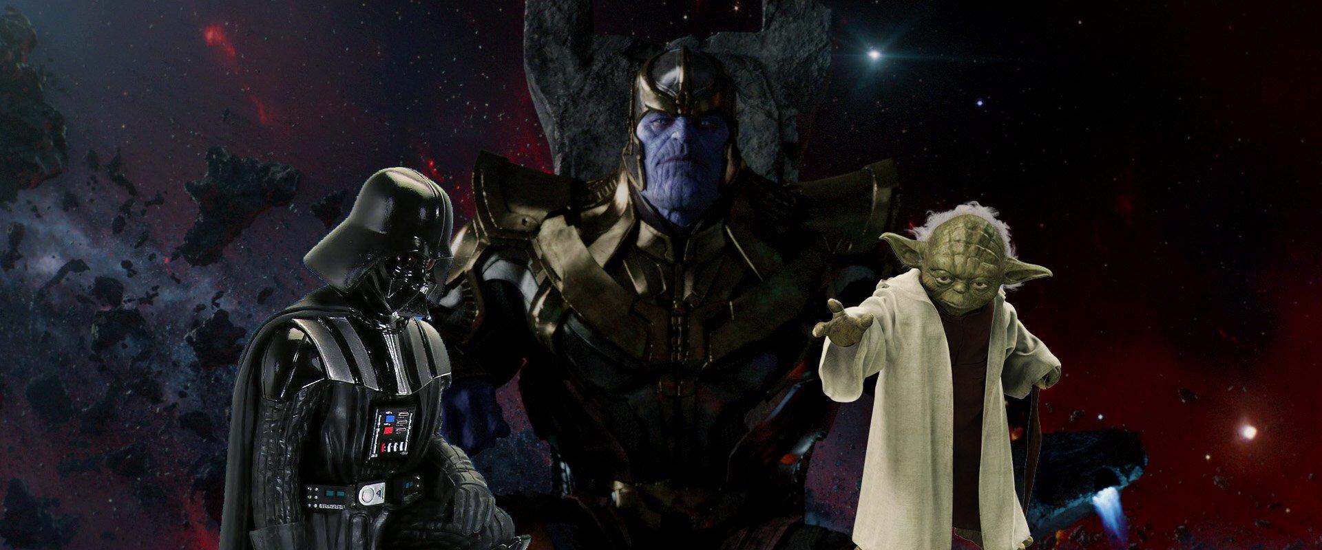 Gwiezdne Wojny - Kinowe Uniwersum Marvela