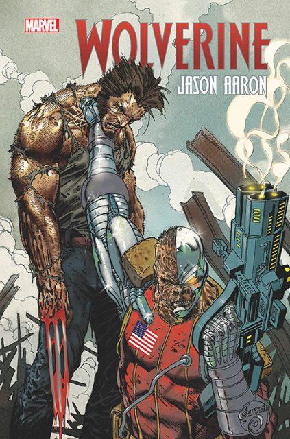 Wolverine, tom 2 - okładka
