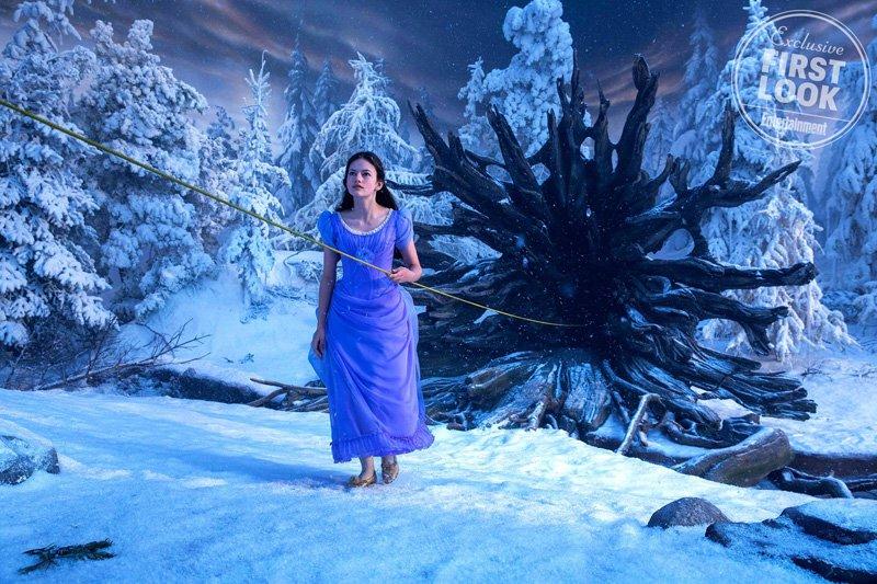 Keira Knightley jako Cukrowa Wieszczka. Pierwsze zdjęcia z Dziadka do orzechów