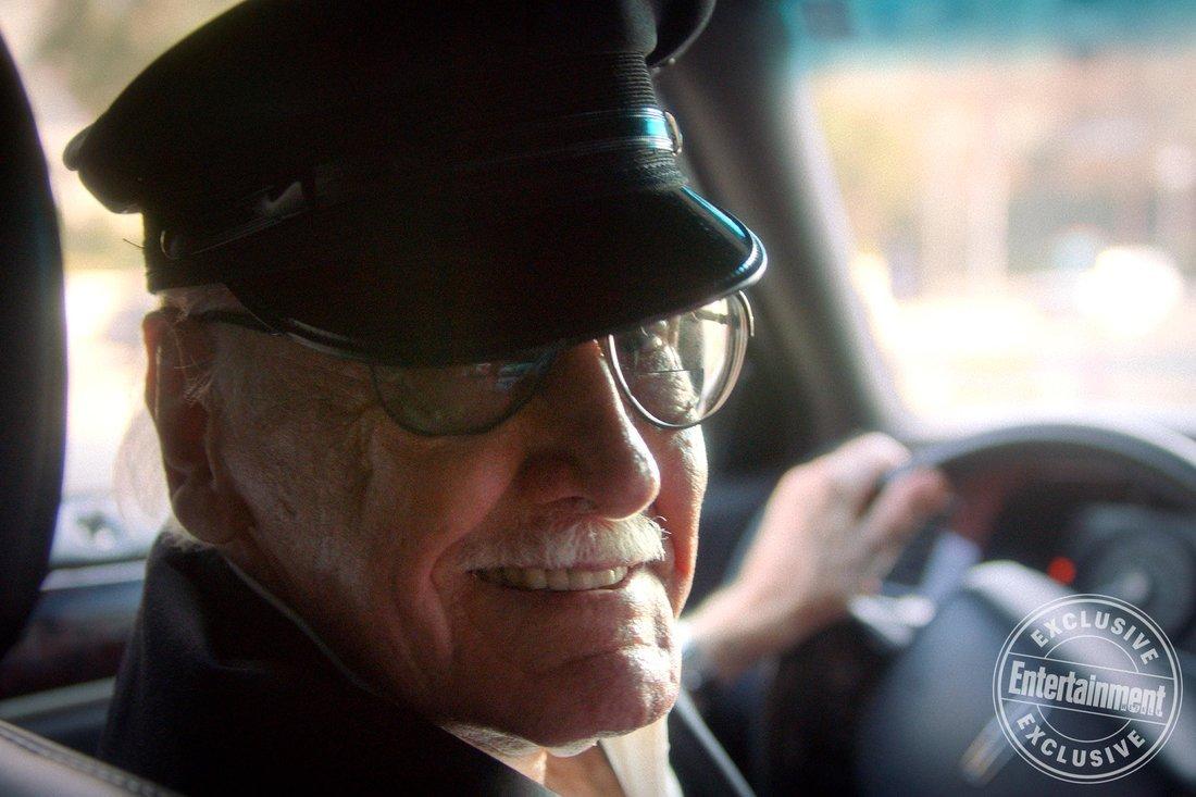 Stan Lee w Runaways
