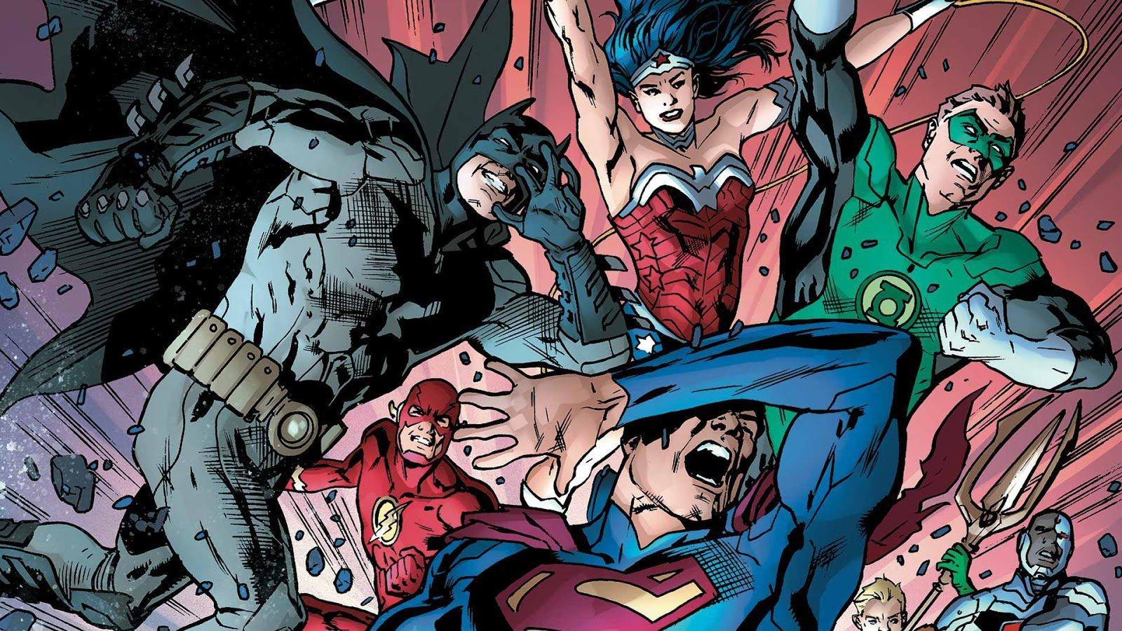 Affleck miał zrobić Justice League 6 lat temu – scenariusz trafił do sieci