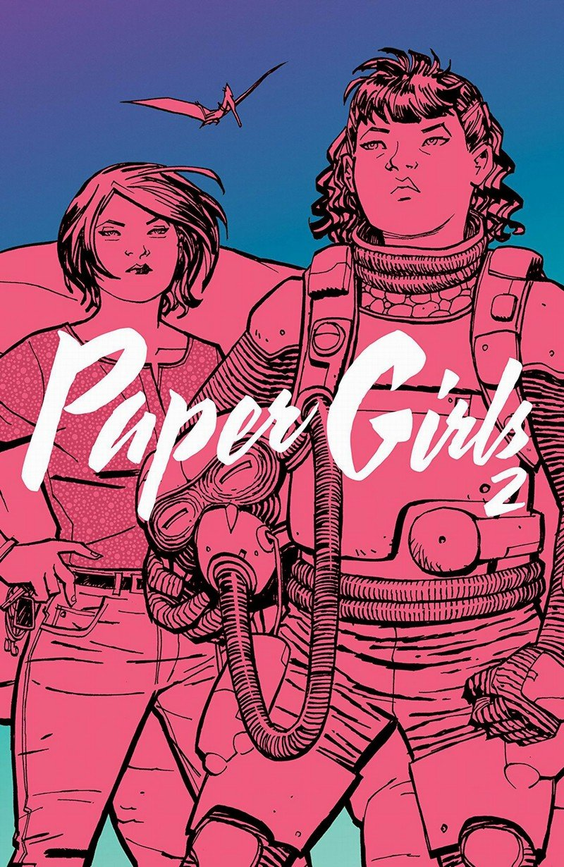 Paper Girls #02