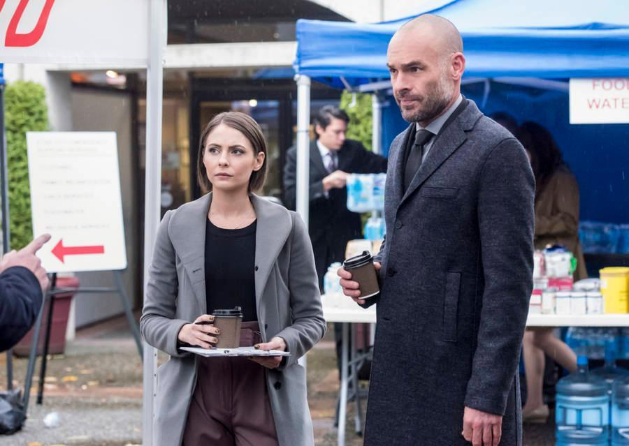 Arrow: sezon 6, odcinek 11