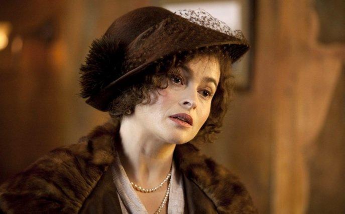 Helena Bonham Carter w 3. sezonie serialu The Crown