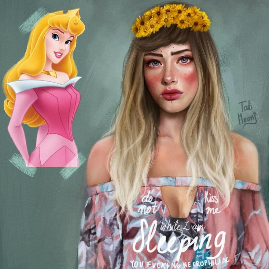 Aurora - Śpiąca Królewna