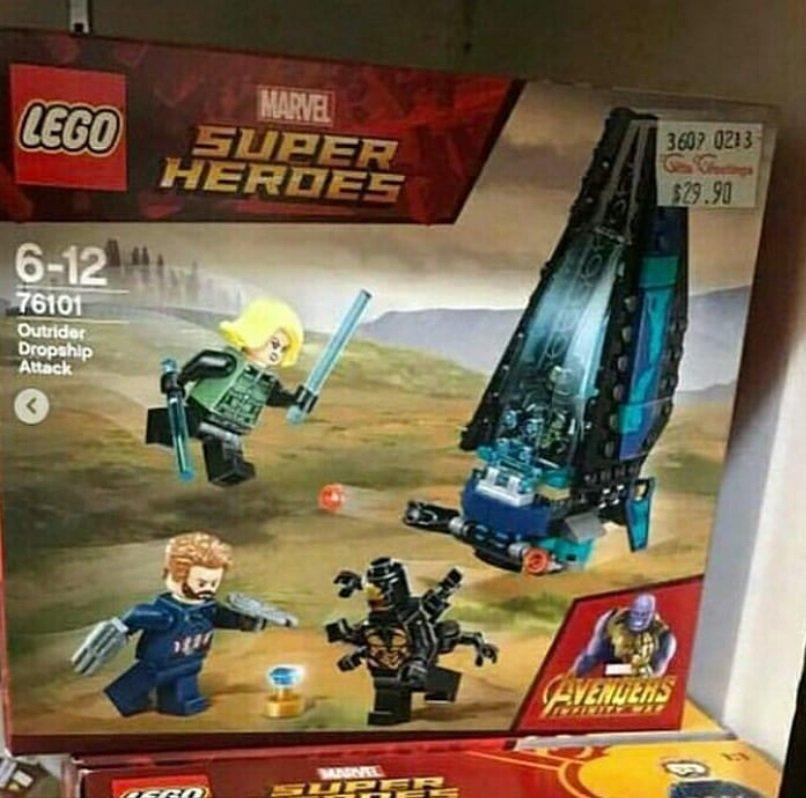 Avengers Wojna Bez Granic Zestaw Lego 2 Naekraniepl