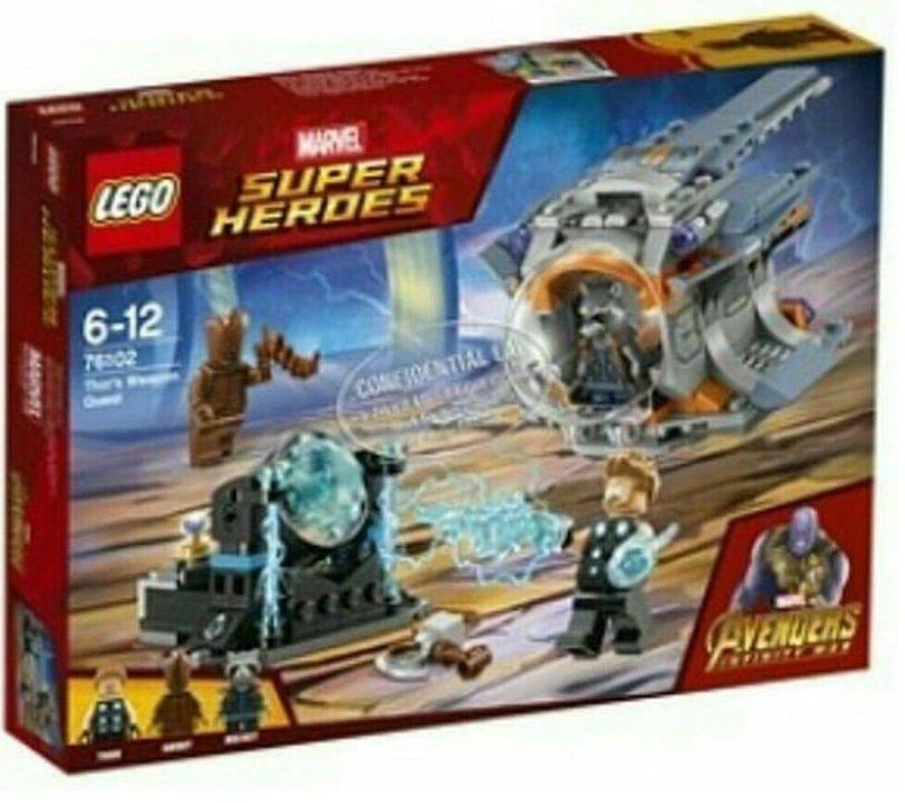 Avengers Wojna Bez Granic Zestawy Lego Mogą Zdradzać Ważne