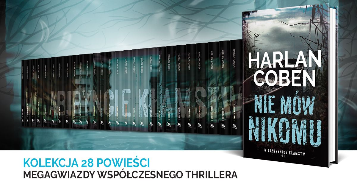 Harlan Coben - kolekcja