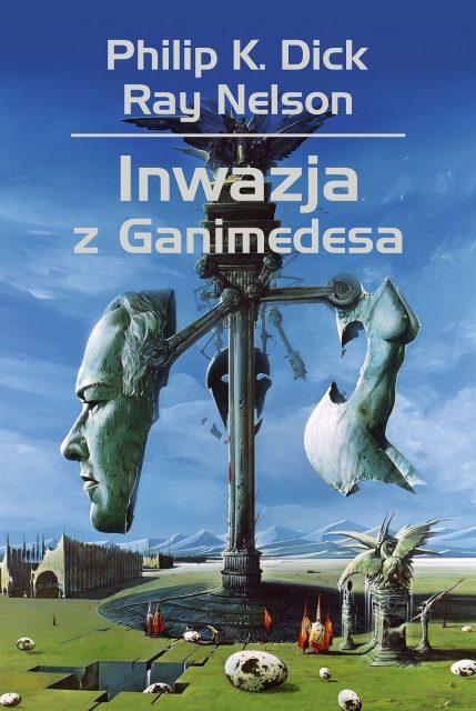 Inwazja na Ganimedesa - okładka