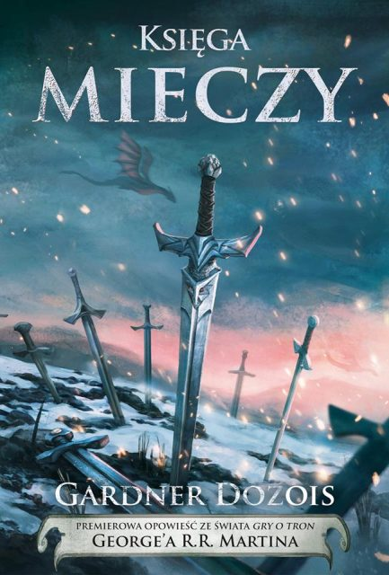Księga mieczy - okładka