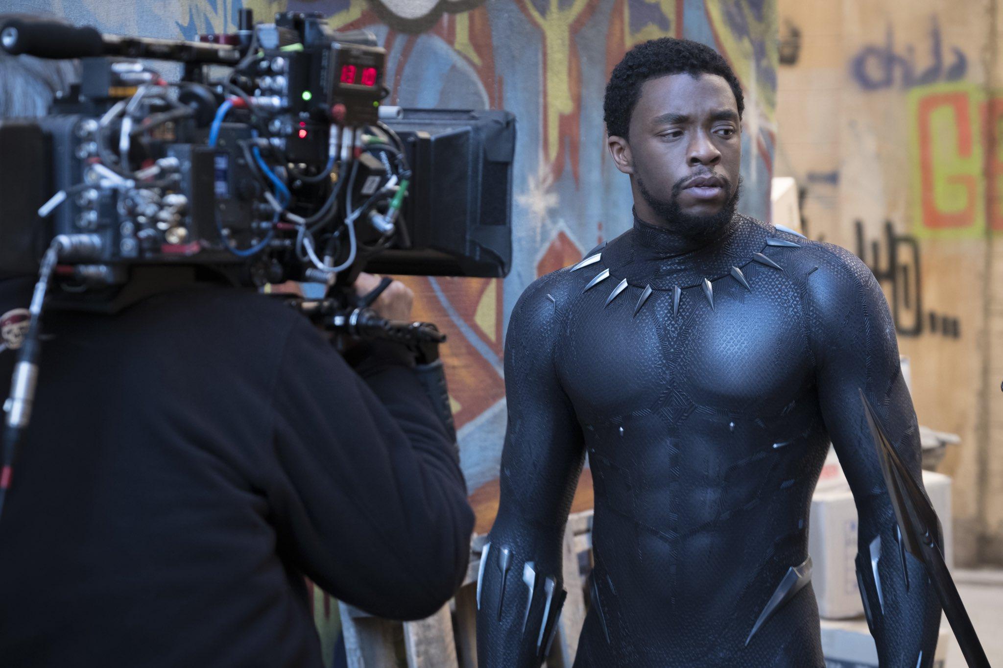 Box Office: Czarna Pantera bije rekord w czwartkowy wieczór