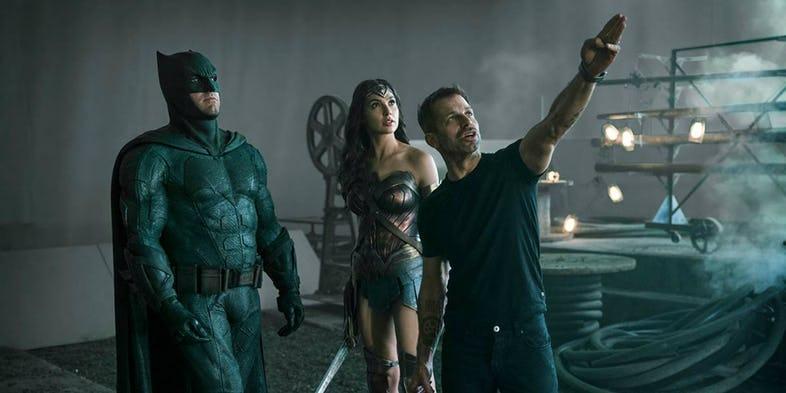 Liga Sprawiedliwości - Jason Momoa widział Snyder Cut. Czy efekty są skończone?