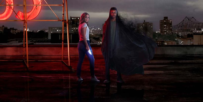 Cloak and Dagger - plakat