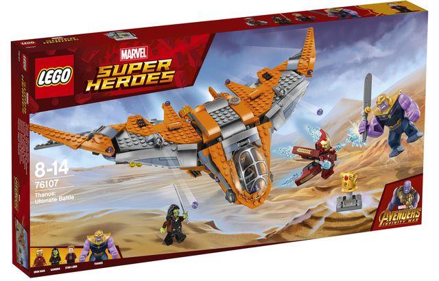 Lego Marvel Superheroes Przegląd Oferty Związanej Z Avengers