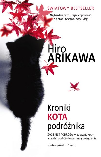Kroniki kota podróżnika - okładka