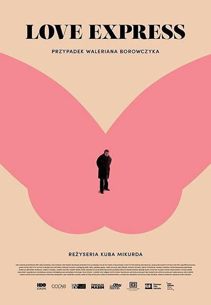 Love Express. Przypadek Waleriana Borowczyka