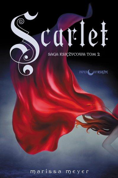 Scarlet - okładka