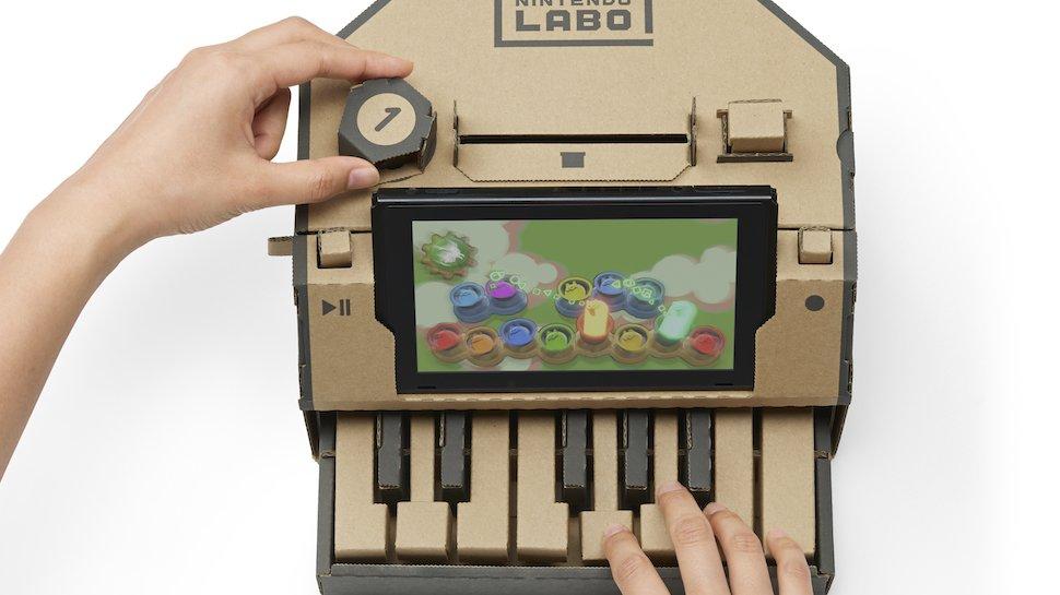 Ramin Djawadi i Nintendo Labo. Posłuchajcie nietypowej wersji czołówki z Gry o Tron