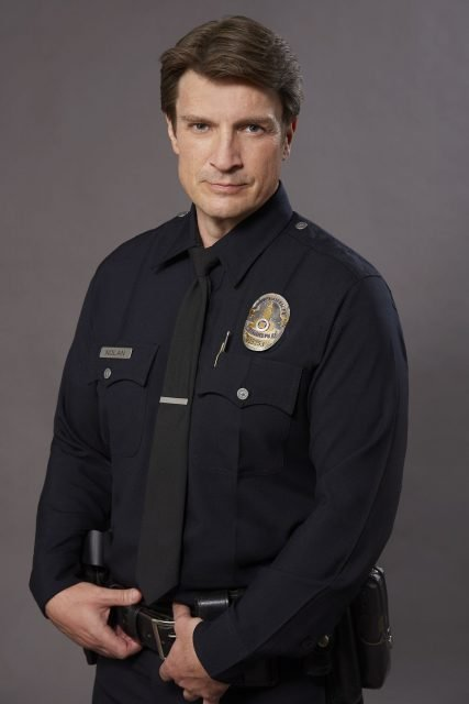 The Rookie - Nathan Fillion