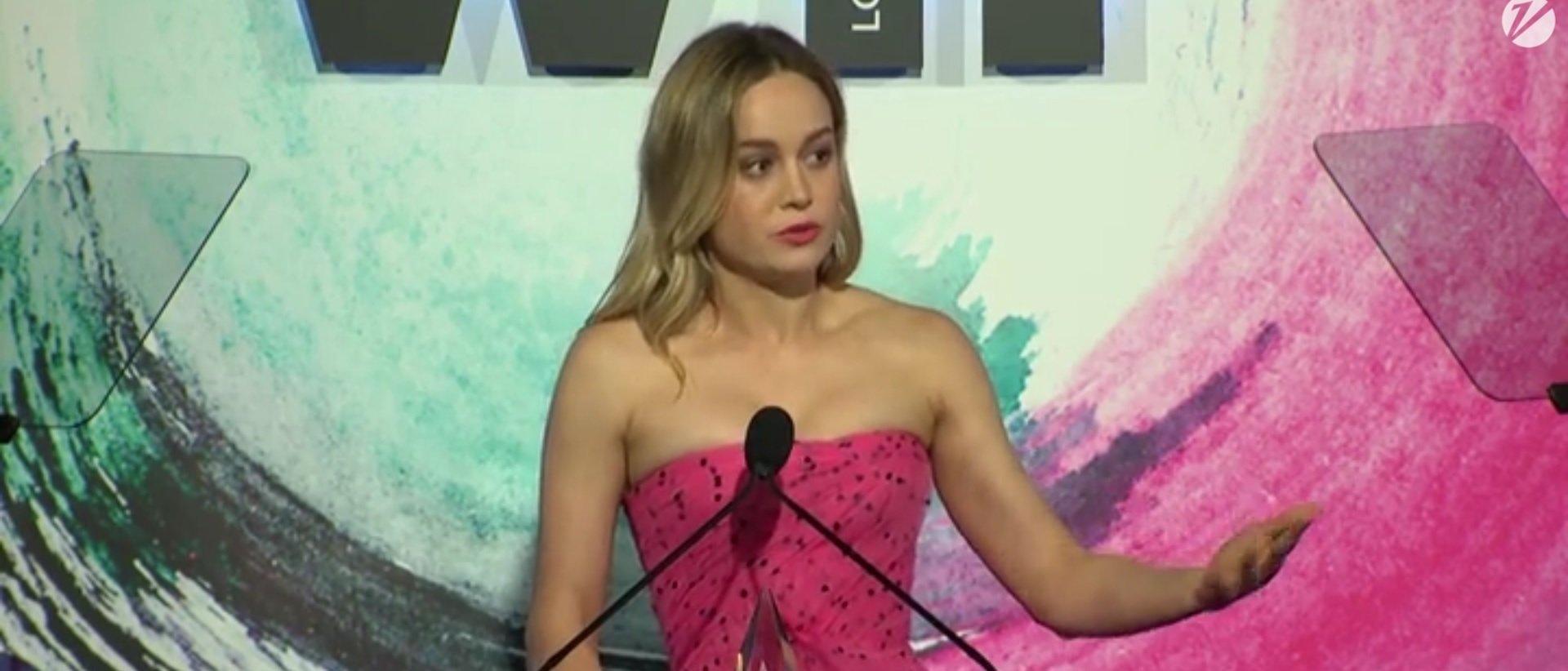 Większe zróżnicowanie rasowe i płciowe wśród krytyków? O burzy wokół słów Brie Larson