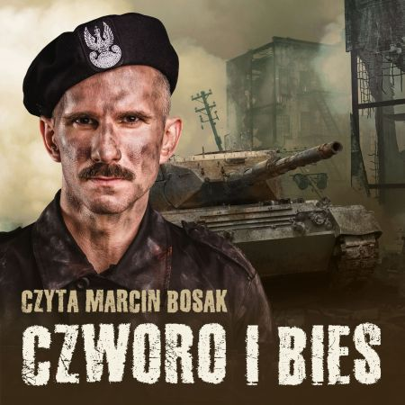 Czworo i Bies - sezon 1 - okładka