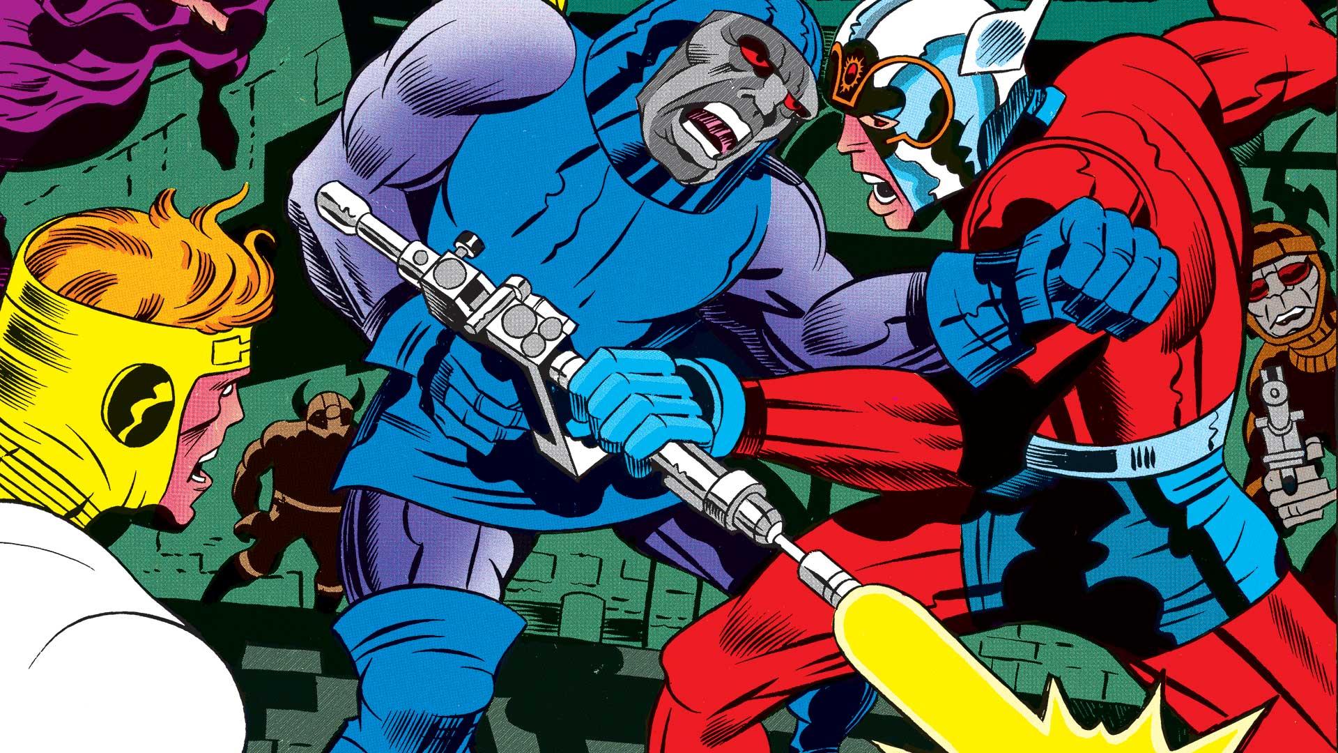 The New Gods - znany twórca komiksów napisze scenariusz filmu DC
