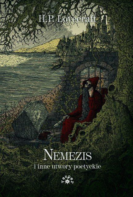 Nemezis i inne utwory poetyckie - okładka