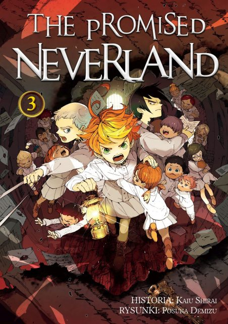 Yakusoku no Neverland #03