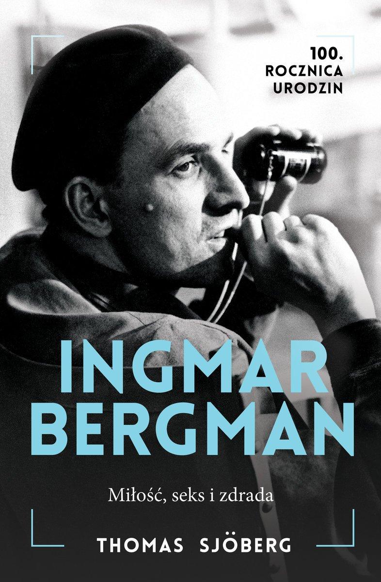 Ingmar Bermnan biografia - okładka
