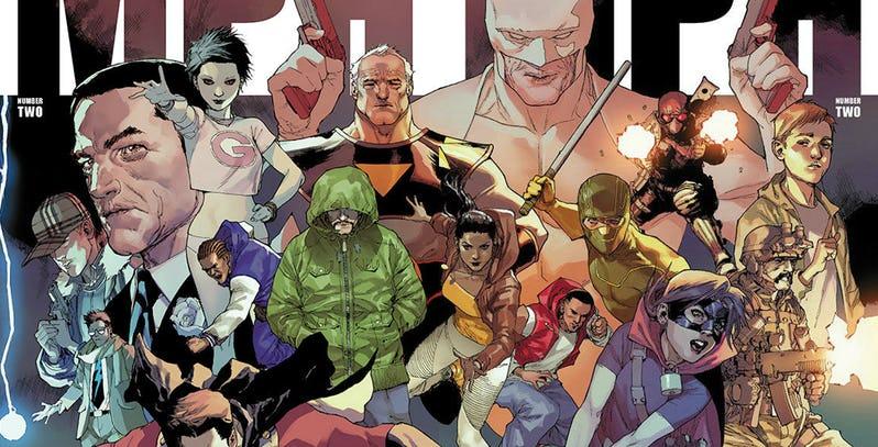 Netflix bierze się za komiksy Marka Millara. 5 produkcji, w tym Jupiter's Legacy