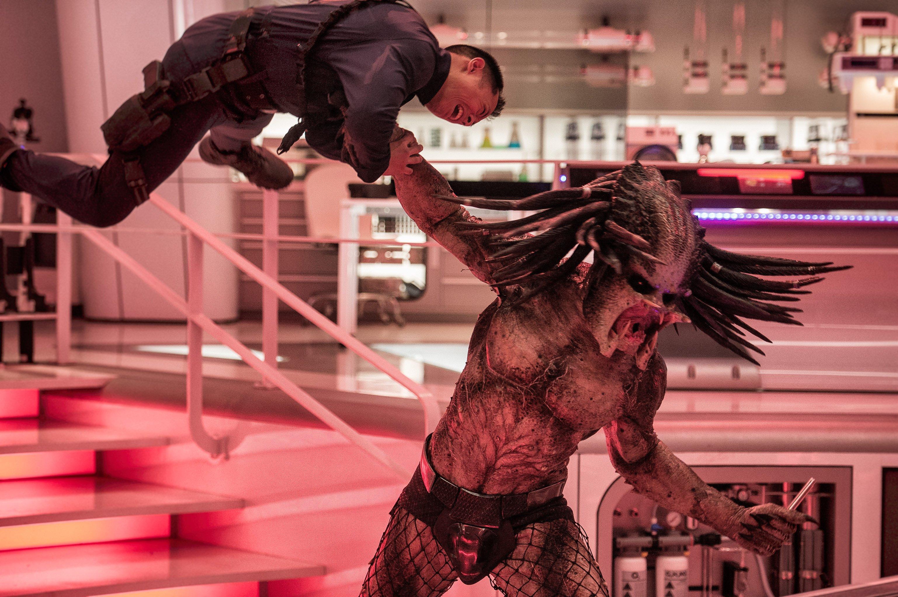 Box Office USA: Predator z fatalnym startem. W skali świata jeszcze gorzej