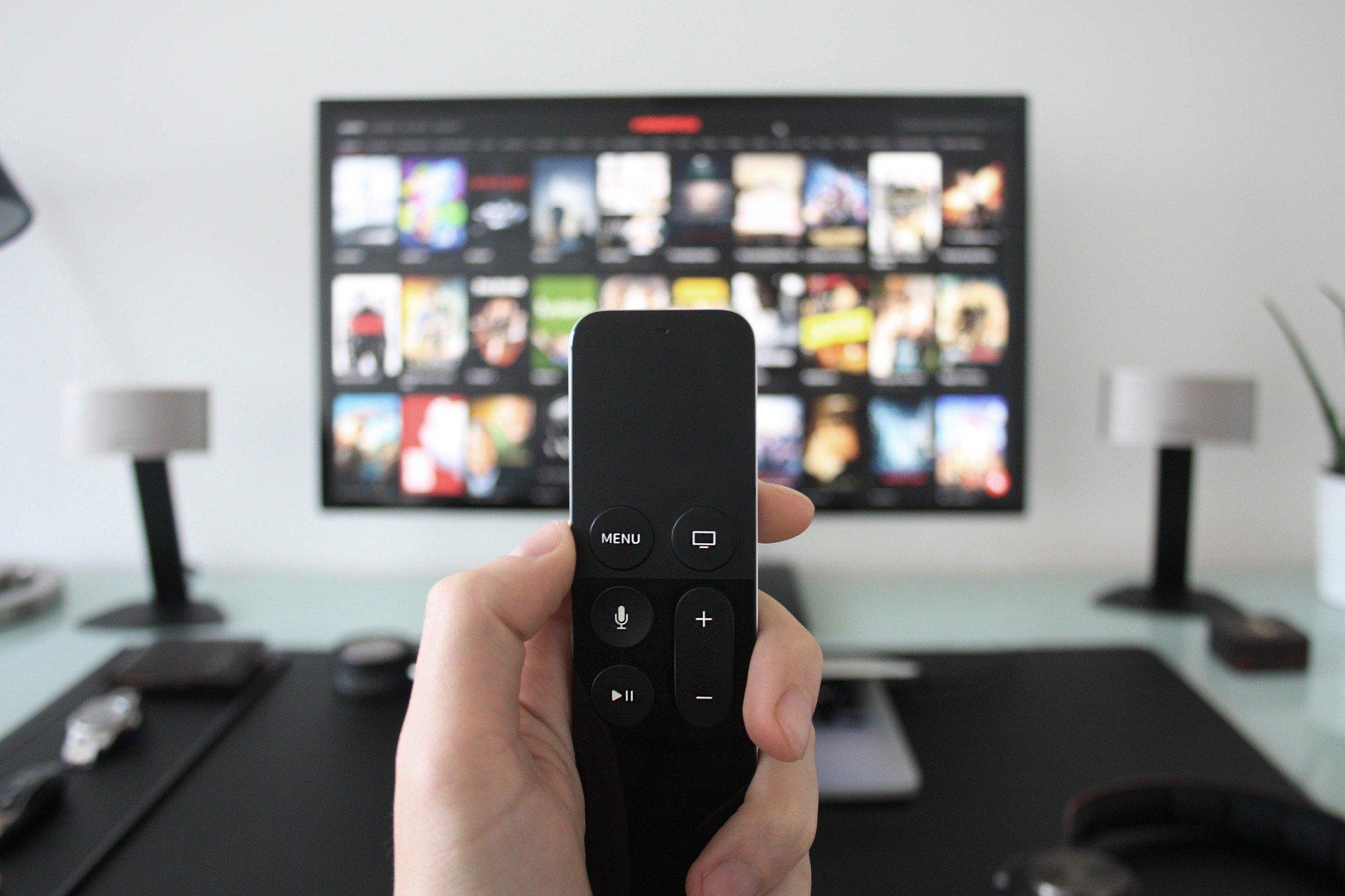 Serwisy streamingowe zwiększają piractwo