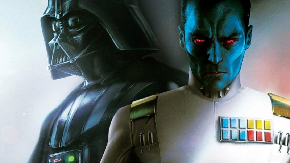 Wielkie Admirał Thrawn - Gwiezdne Wojny
