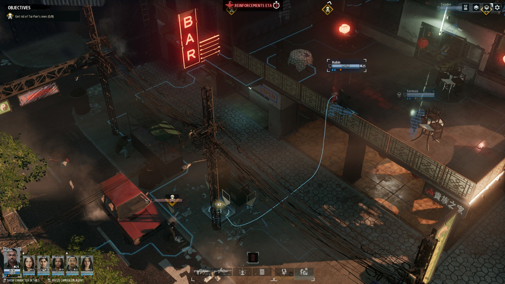 Phantom Doctrine - screeny z gry
