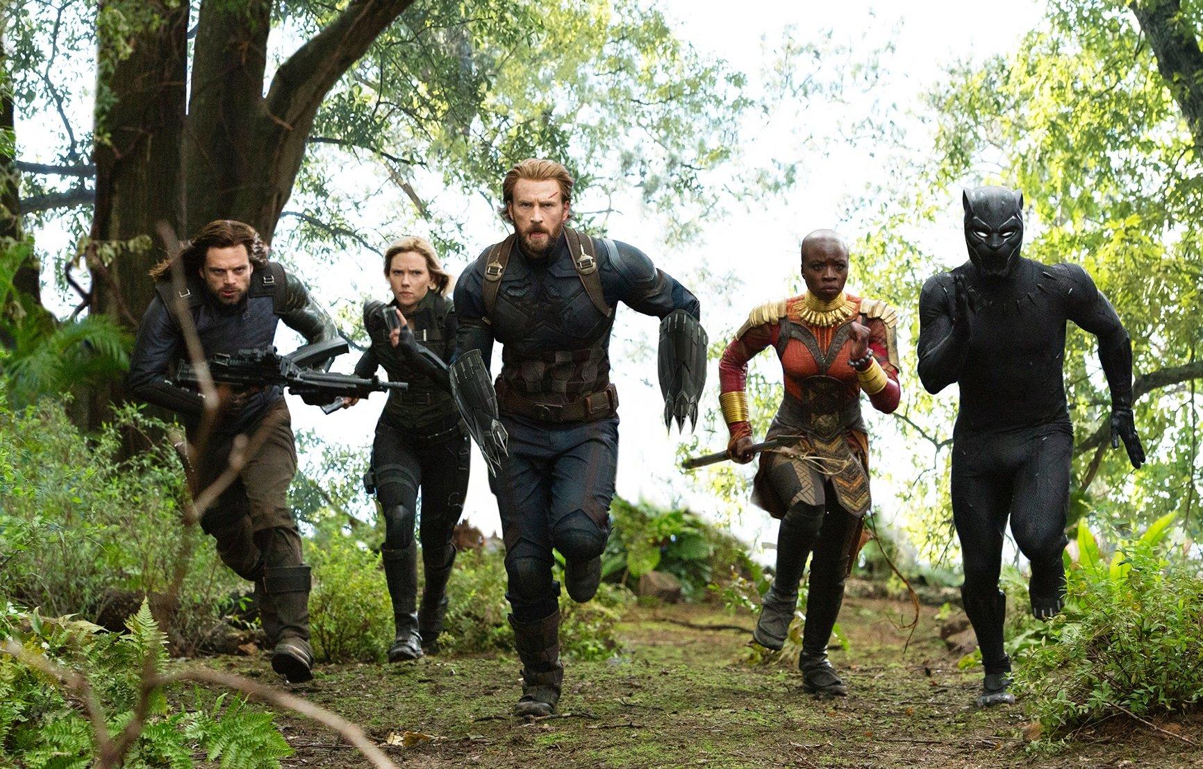 MCU i Avengers: Wojna bez granic triumfują na Teen Choice Awards 2018