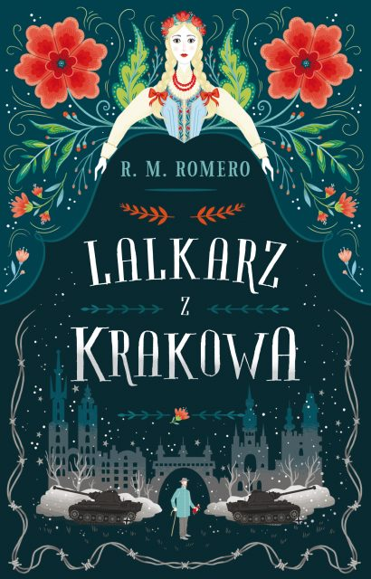 Lalkarz z Krakowa - okładka
