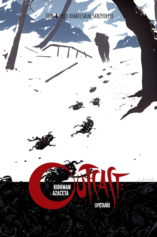 Outcast. Opętanie, tom 4 - okładka