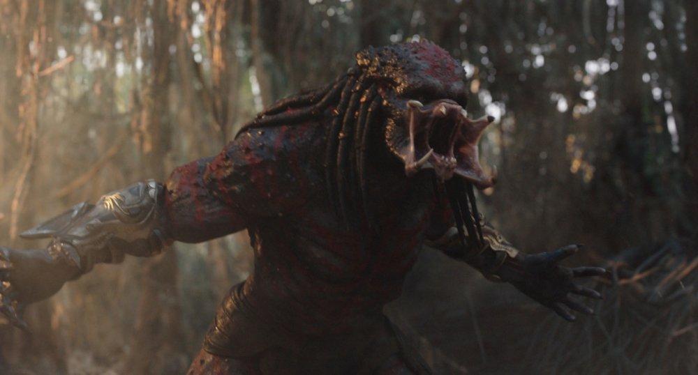 Predator – zobacz zwiastun dla dorosłych. Krwawa jatka!