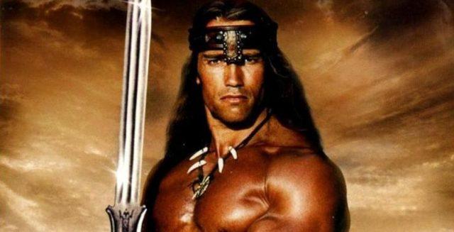 Conan - Arnold Schwarzenegger