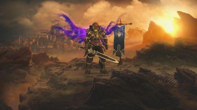 Ganondorf w Diablo 3