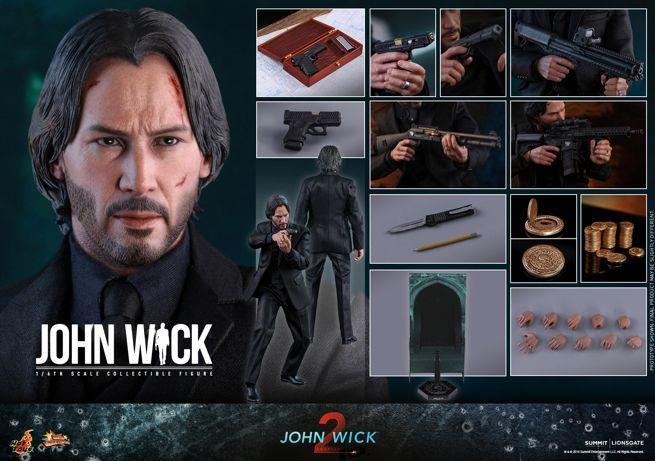 John Wick - Hot Toys